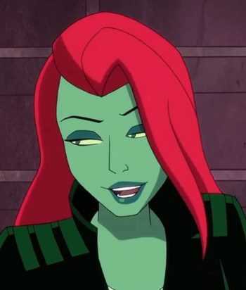 A picture of the character Poison Ivy - Years: 2019, 2020