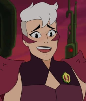 A picture of the character Scorpia