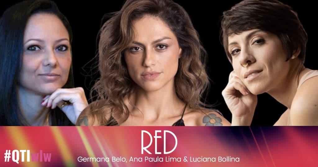 Brazilian web series RED - CloudCon Panel