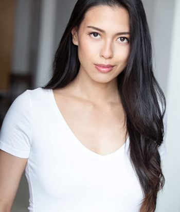 A picture of the actor Christine Nguyen