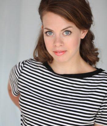 A picture of the actor Kirsten Rasmussen