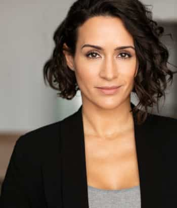 A picture of the actor Melissa Marty