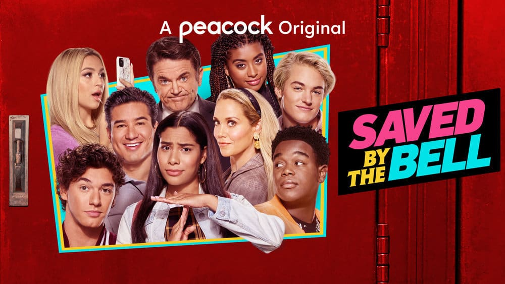 """Saved By The Bell"" is Back"