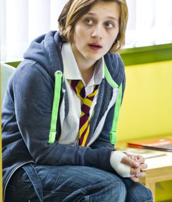 A picture of the character Kacey Barry